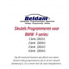 BMW  F-Serie Sleutels Programmeren