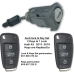 Audi A3 Set Slot & 2 Sleutels - 8V1 800 375 AC