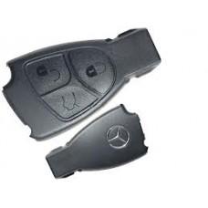 Mercedes Sleutel Zwart - NEC Eeprom