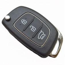 Hyundai Tucson 2015+  sleutel