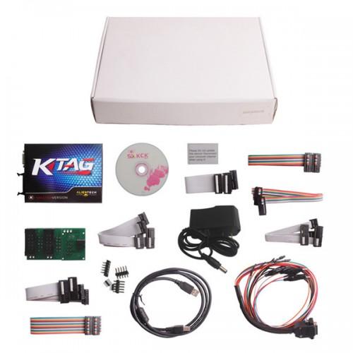 K-tag en Kess V2 OBD2 Manager Tuning Kit v2 06